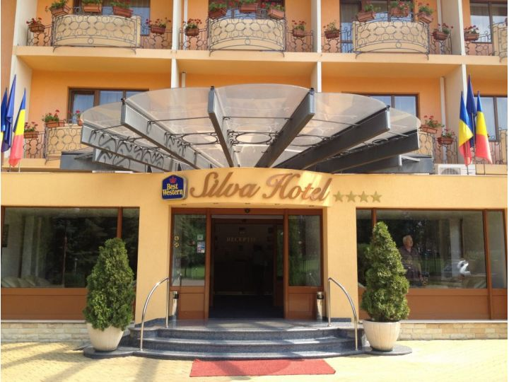 Hotel Silva, Sibiu-Oras