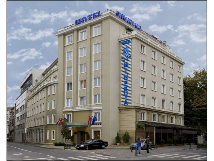 Hotel Minerva, Bucuresti