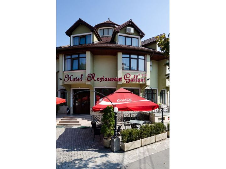 Hotel Gallant, Sibiu-Oras