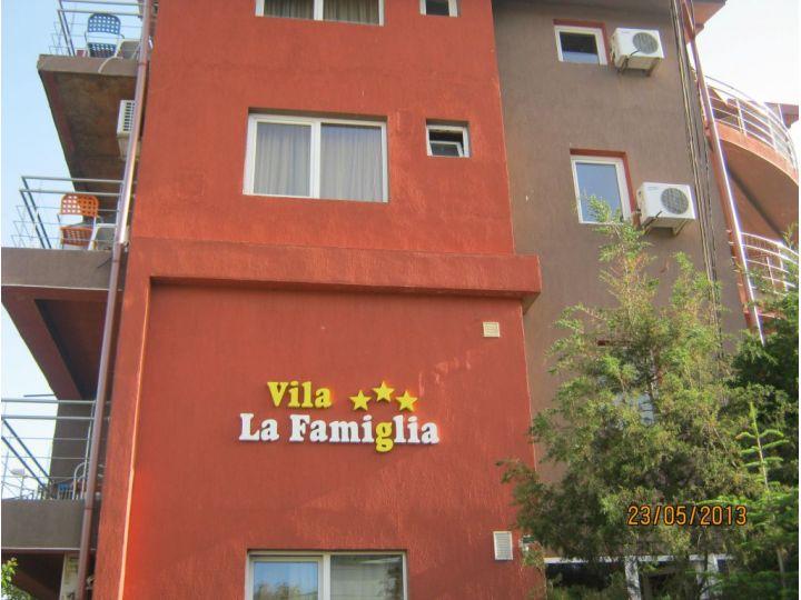 Vila La Famiglia, Eforie Nord