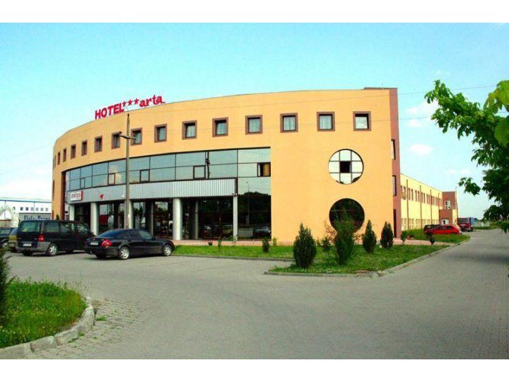 Hotel Arta, Timisoara