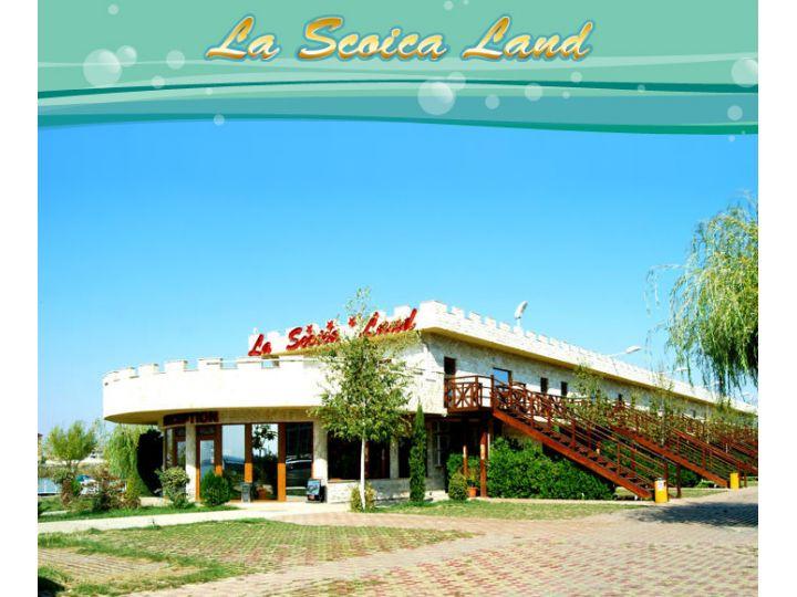 Complex turistic La Scoica Land, Navodari