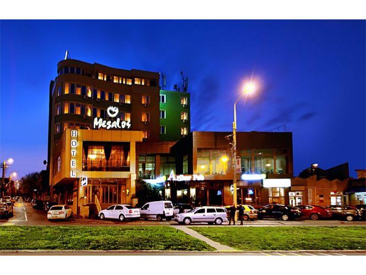 Hotel Megalos, Constanta Oras