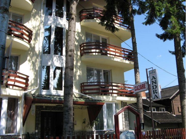 Complex turistic Vilele Andra, Predeal