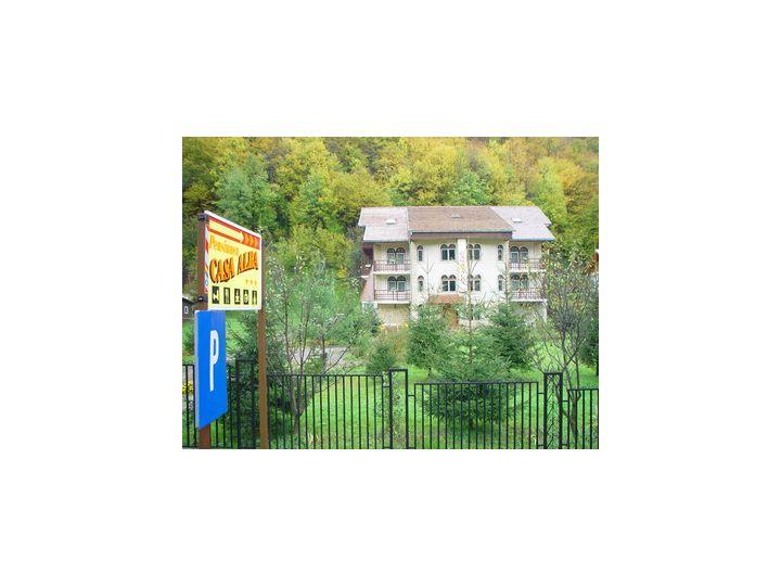 Pensiunea Casa Alba, Slanic Moldova