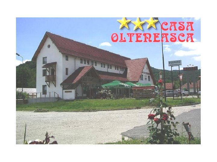 Hostel Casa Olteneasca, Aldesti