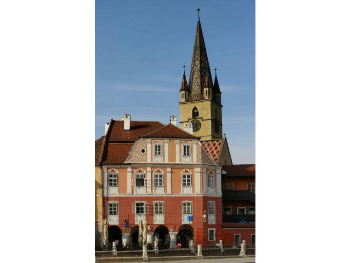 Hotel Casa Luxemburg, Sibiu-Oras