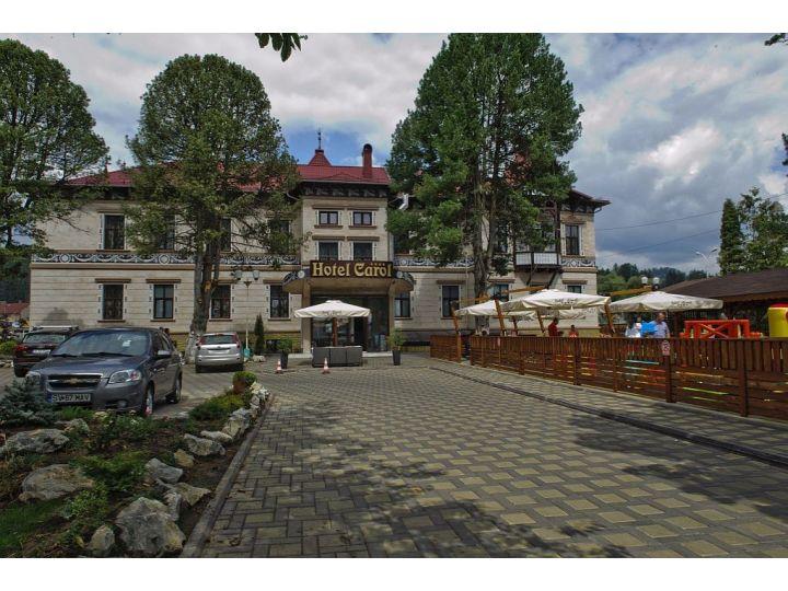 Hotel Carol, Vatra Dornei
