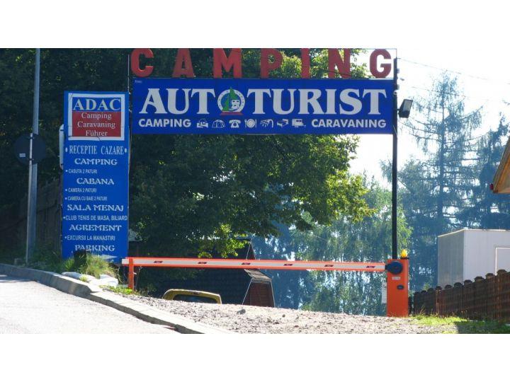 Campingul Autoturist, Vatra Dornei