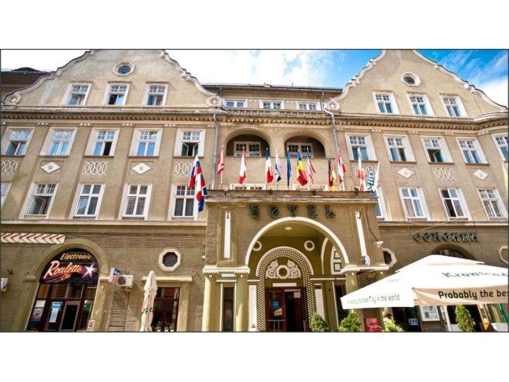 Hotel Coroana, Brasov Oras