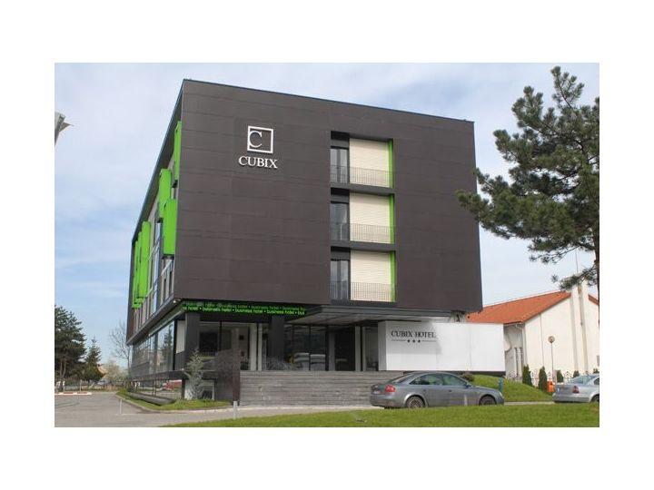 Hotel Cubix, Brasov Oras