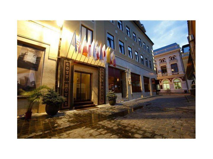 Hotel Gott, Brasov Oras
