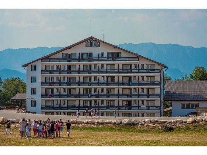 Hotel Sport, Fundata