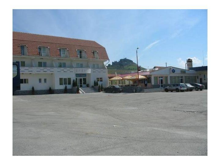 Motel Liliana, Rupea