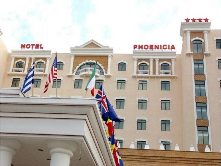 Hotel Phoenicia Grand, Bucuresti