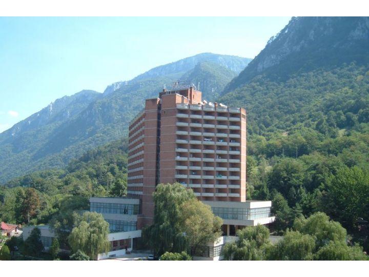 Hotel Diana, Baile Herculane