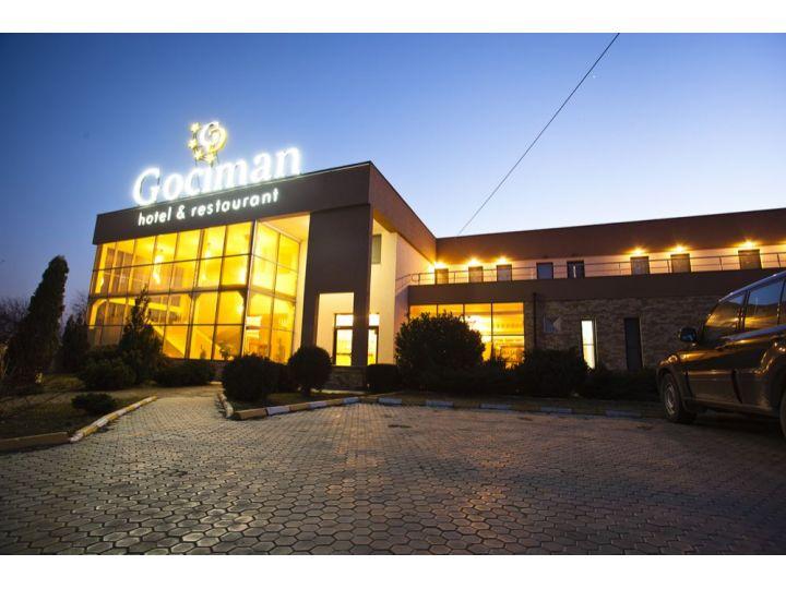 Hotel G.G.Gociman, Mamaia