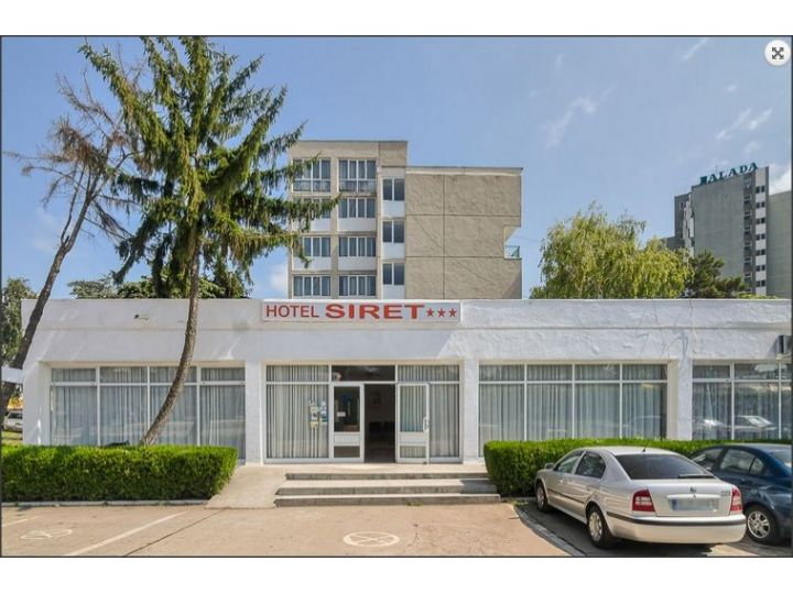 Hotel Siret, Saturn