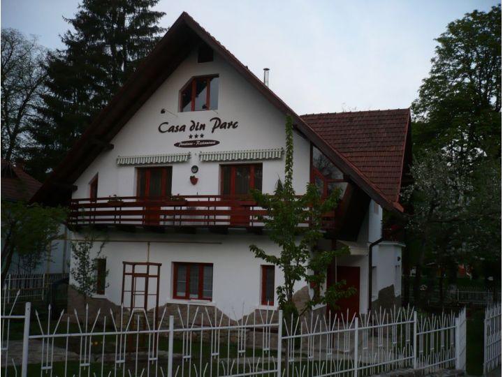 Pensiunea Casa Din Parc