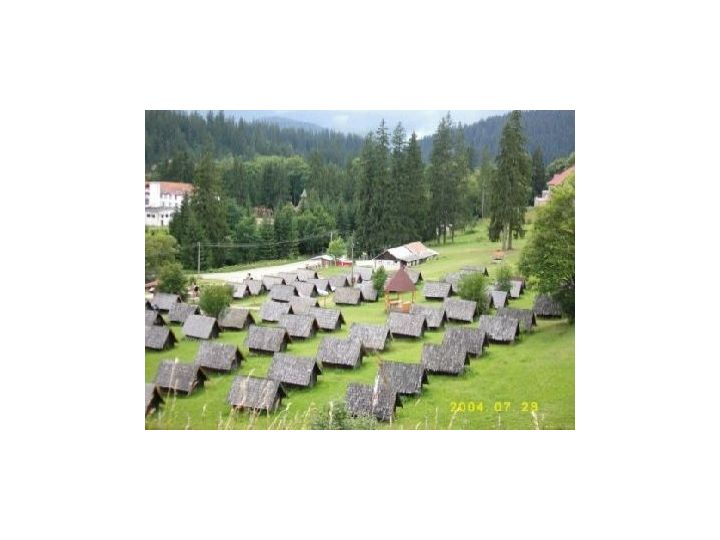Campingul Eti, Borsec