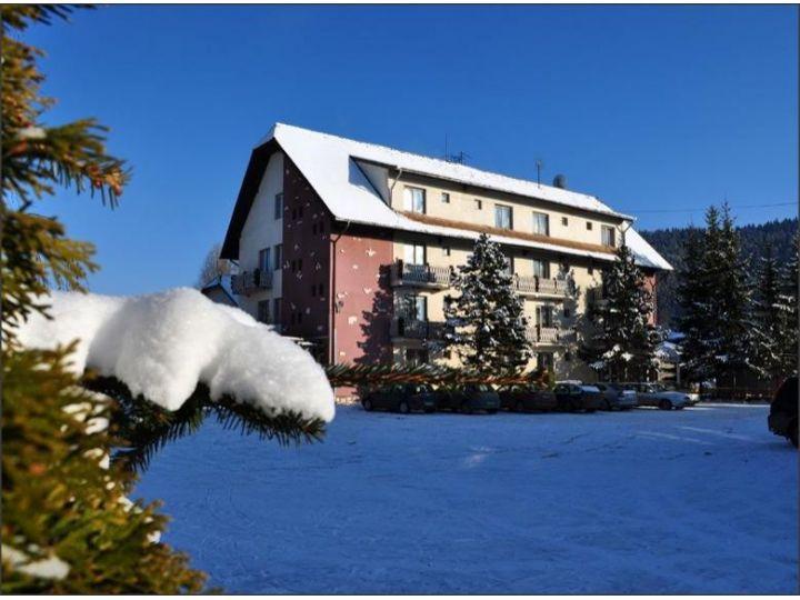 Hotel Brad Argintiu, Izvoru Muresului
