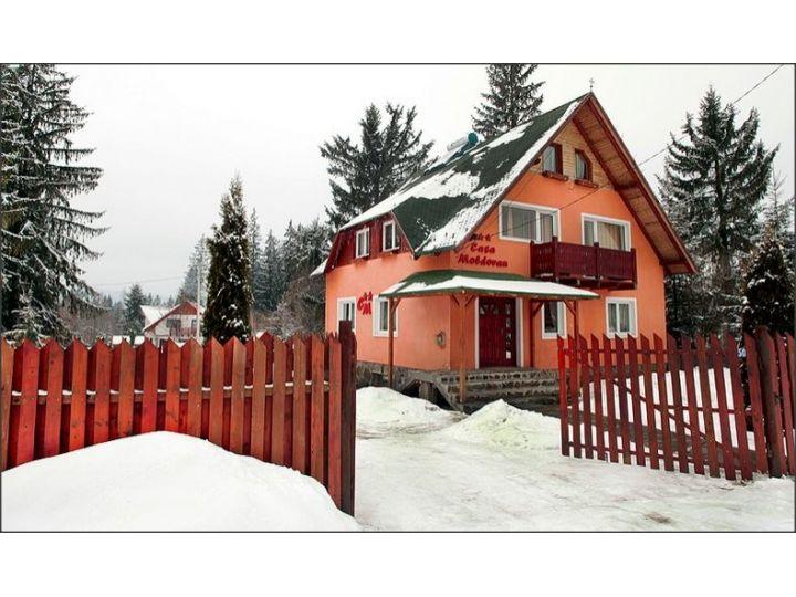 Camere de inchiriat Casa Moldovan
